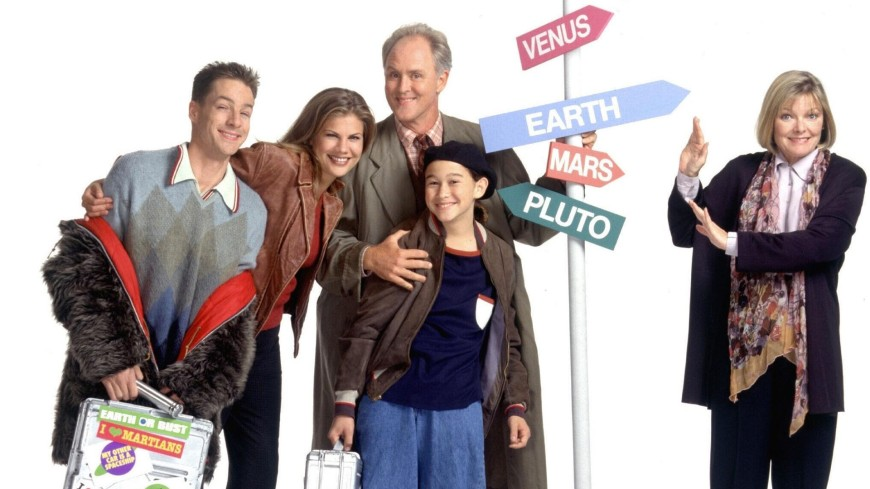 Image result for 3rd rock from the sun