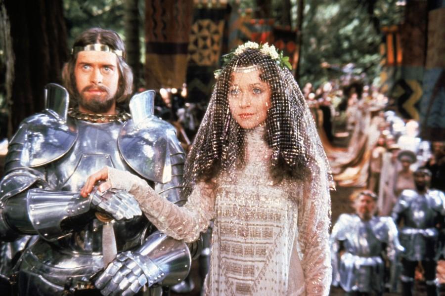 Arthurian fantasy Excalibur - 1981