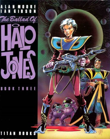 Image result for halo jones vol 3