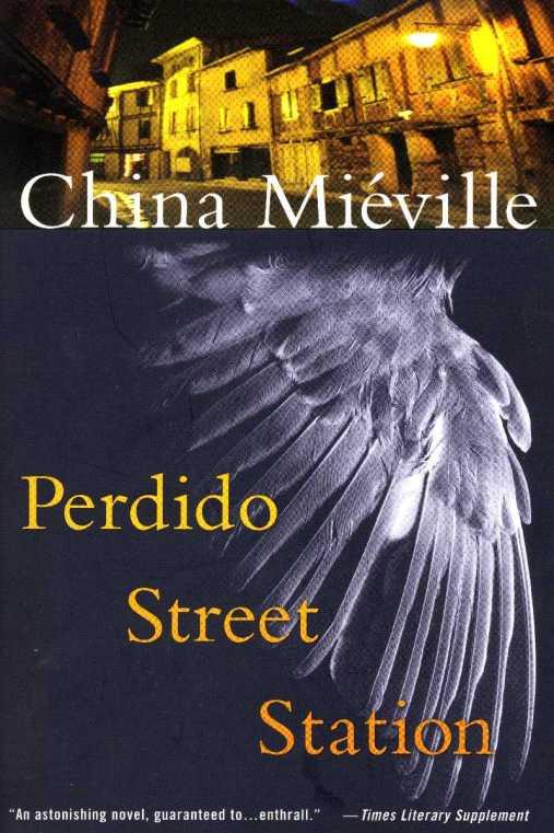 Book, Miéville, Sci-Fi