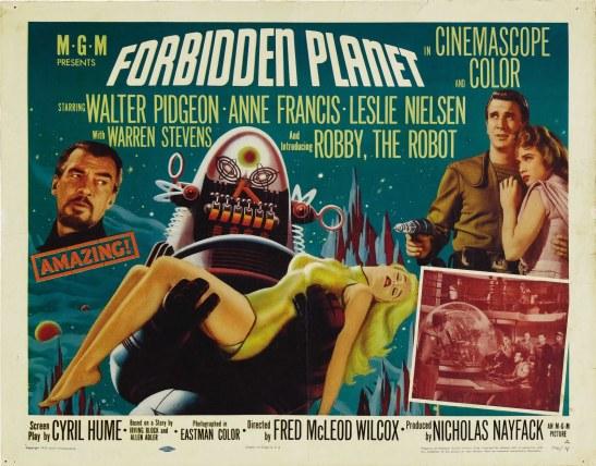 Forbidden Planet - 1956