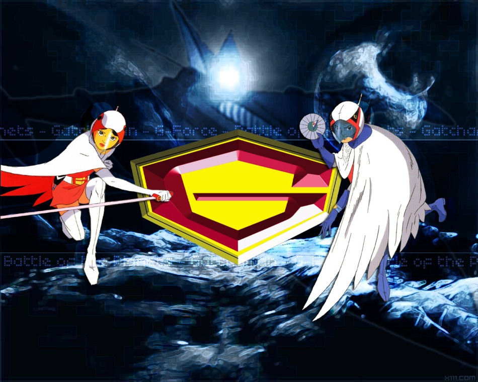Gatchaman or Battle of the Planets