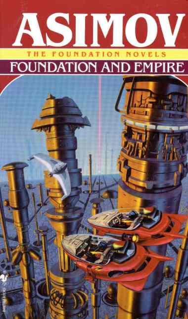 Book, Sci-Fi, Asimov