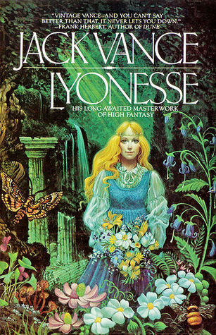 Jack Vance's The Lyonesse Trilogy