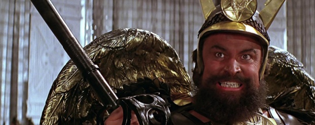 Sci-Fi classic Flash Gordon - 1980