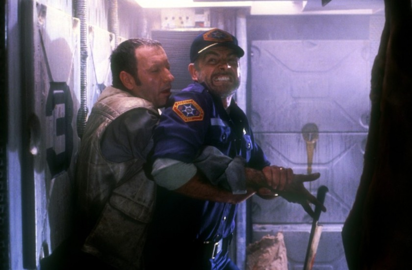 Seán Connery in Outland - 1981