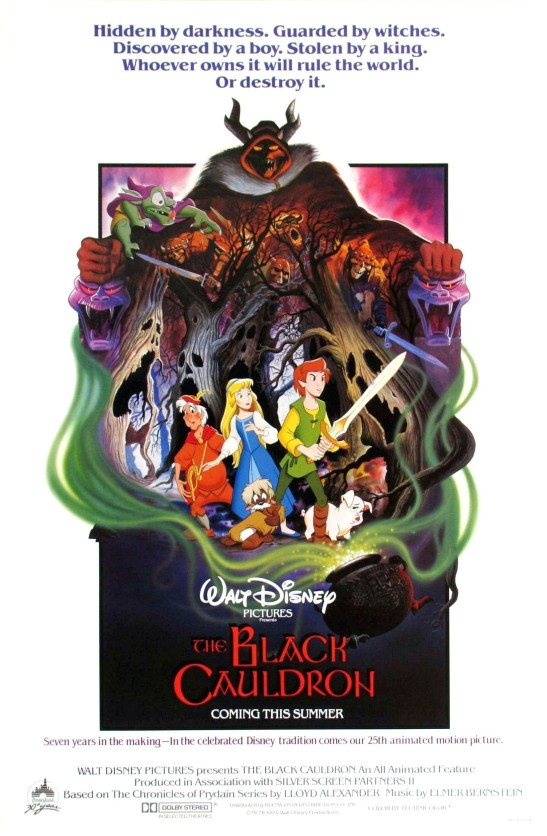 Walt Disney's The Black Cauldron - 1985