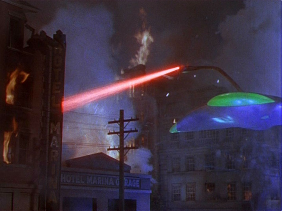 War of the Worlds - 1953