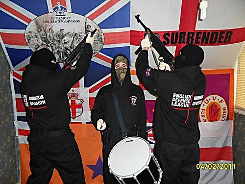 British Unionism or British Nationalism the English Defence League