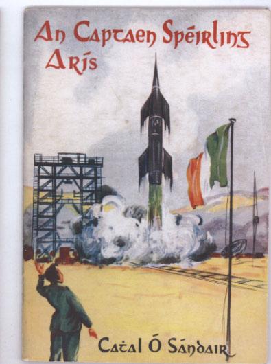 Cathal Ó Sandáír, Captaen Spéirling Arís