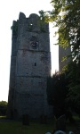 An Cloigtheach Shord Cholm Cille, Fine Gall, Laighean, Éire, Meitheamh 2011