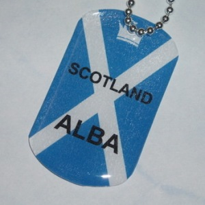 Albain - Alba - Scotland