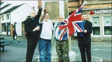 Fascists, Neo-Nazis And The British Unionist Minority In Ireland – AN  SIONNACH FIONN