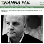 Seán Gallagher - Fianna Fáil
