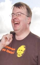 Concubhar Ó Liatháin, Journalist And Former Editor Of Lá Nua