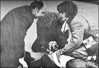 Bloody Sunday Massacre, Derry, Ireland, 1972