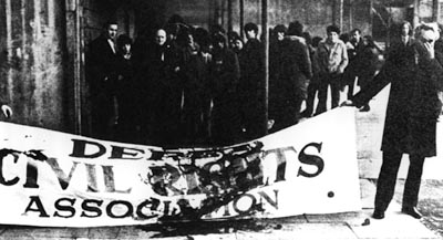 Bloody Sunday Massacre, Derry, Ireland, 1972 (6)
