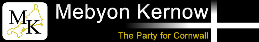 Mebyon Kernow - The Party For Cornwall