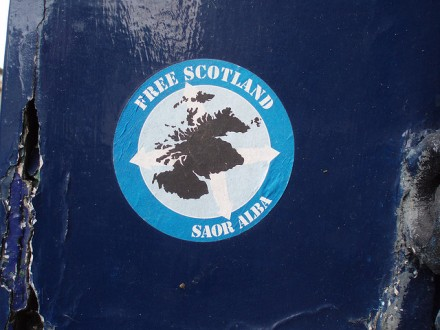 Saor Alba - Free Scotland