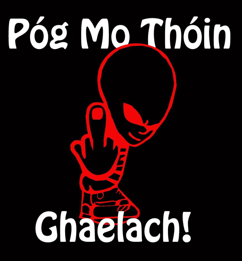 Pog Mo Thoin Ghaelach