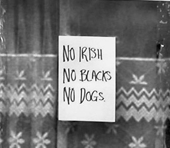 No Irish