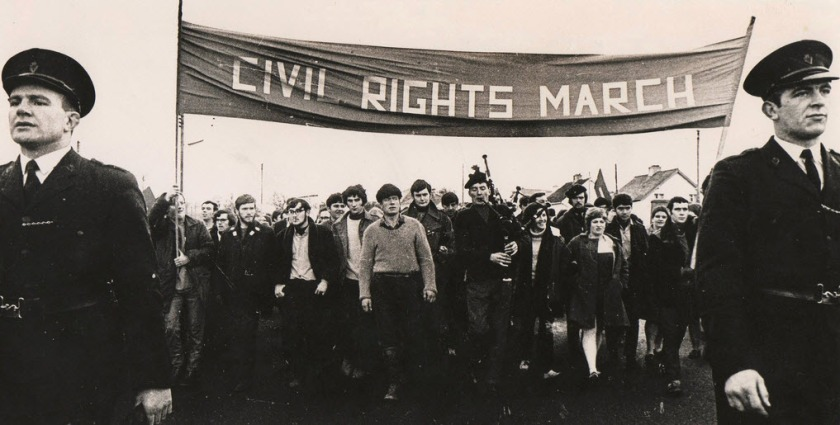 We Shall Overcome - Civil Rights In Ireland - The 1960s