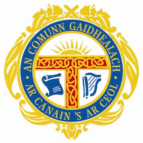 The modern symbol of An Comunn Gaidhealach, the Scottish (Gaelic) rights movement, with its prominent Sunburst motif, Scotland