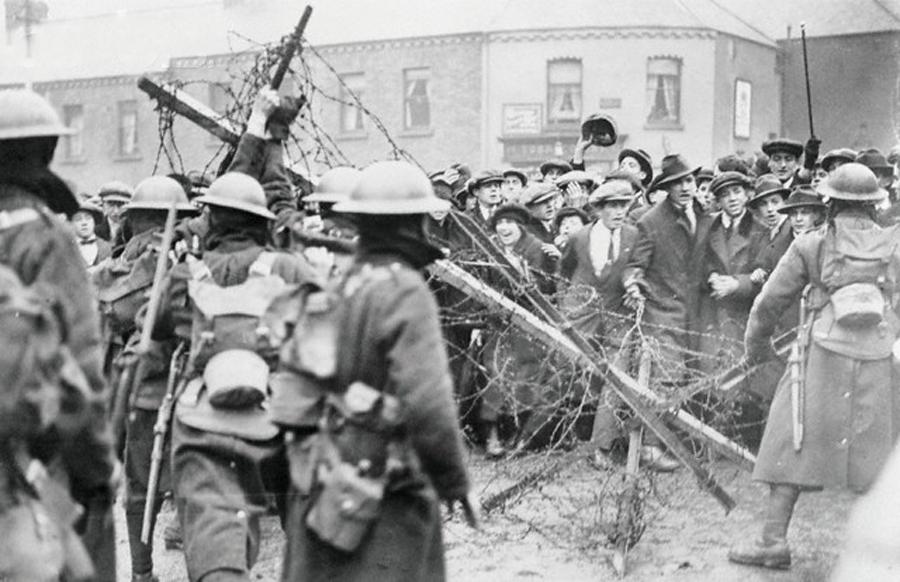 war of independence ireland essay