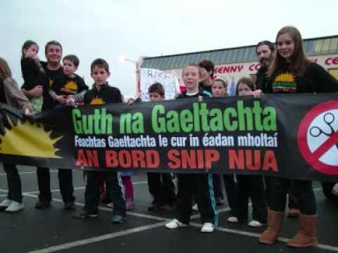 Guth na Gaeltachta