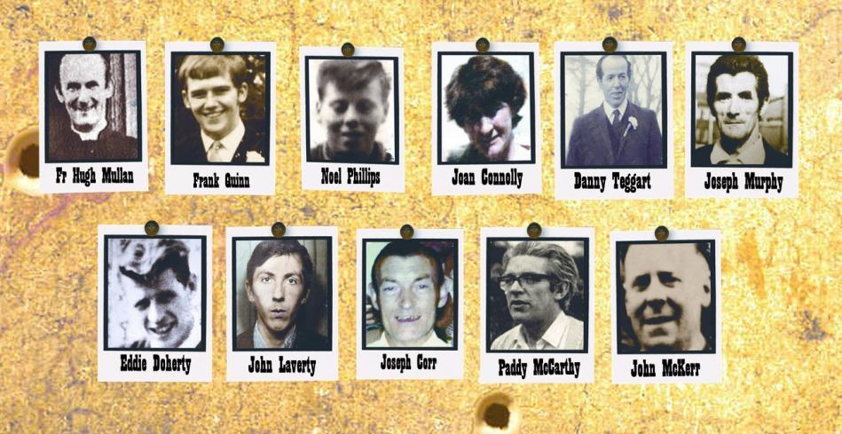 The Ballymurphy Massacre, Belfast 1971 - British war crimes in Ireland