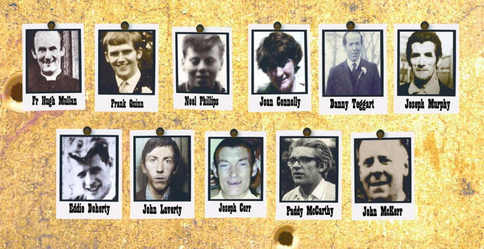 The Ballymurphy Massacre, Belfast 1971 - British war crimes in Ireland