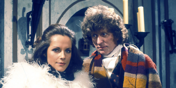 Romana and the Doctor, Mary Tamm and Tom Baker