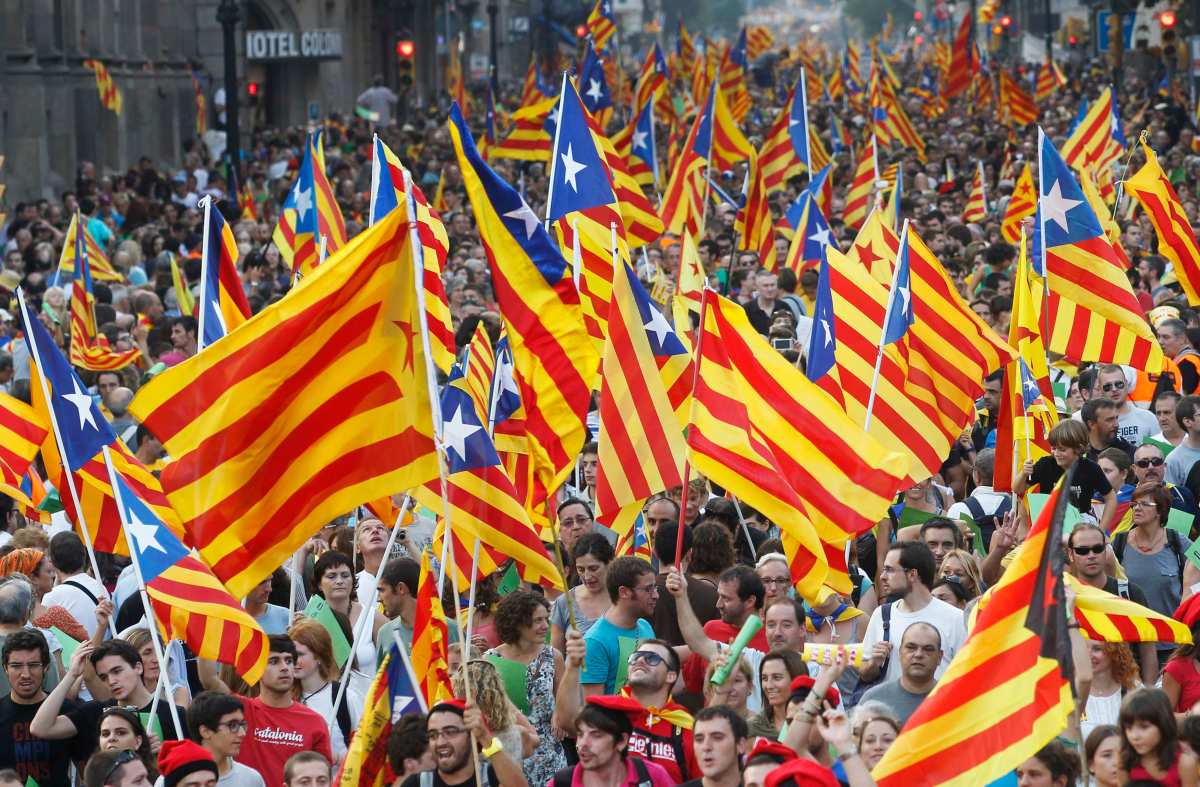 Ireland And Catalonia, Some Historic Parallels