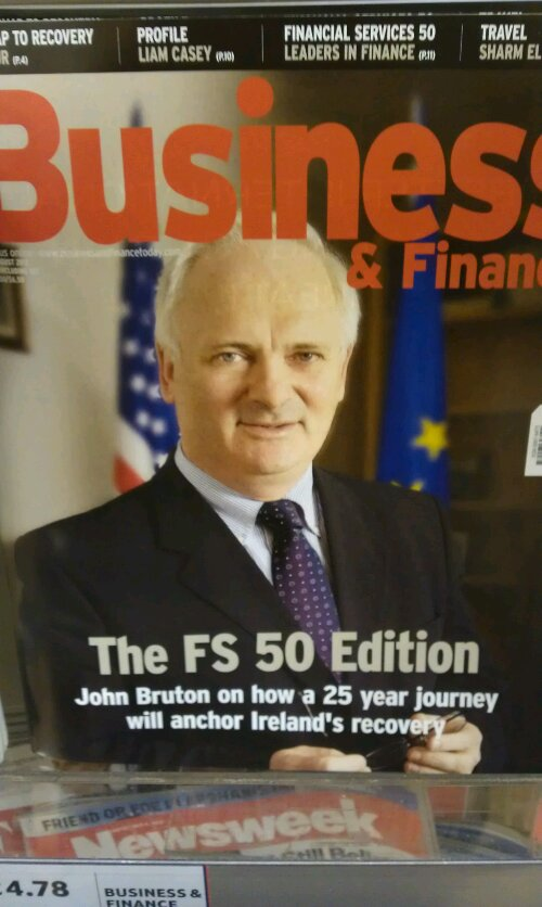 John Bruton - 25 Years To Recovery?