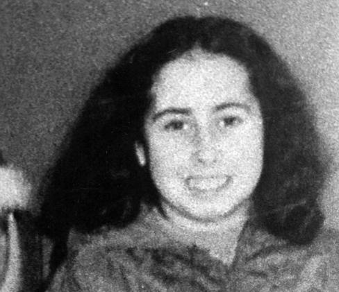 12 year old Maria McGurk, murdered by British state-controlled terrorists in 1971 at McGurk's Bar, Belfast, Ireland. Another victim of Britain's dirty war in Ireland.
