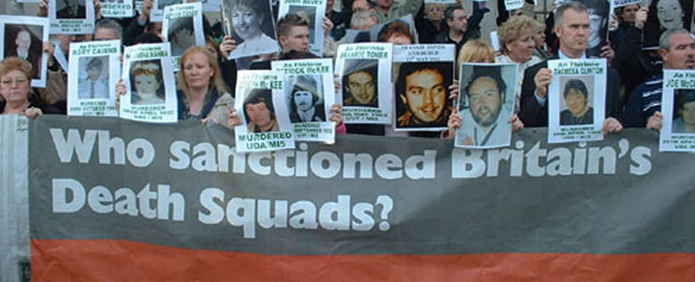 Britain's death squads in Ireland
