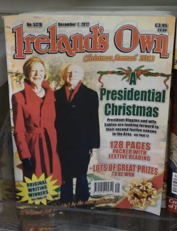 Ireland's Own - Christmas Annual 2012