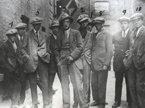 The Cairo Gang - Britain's notorious death squad in Ireland during the War of Independence, c.1920