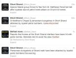 Irish communities under British siege - the Shorts Strand, Belfast, Ireland 2013