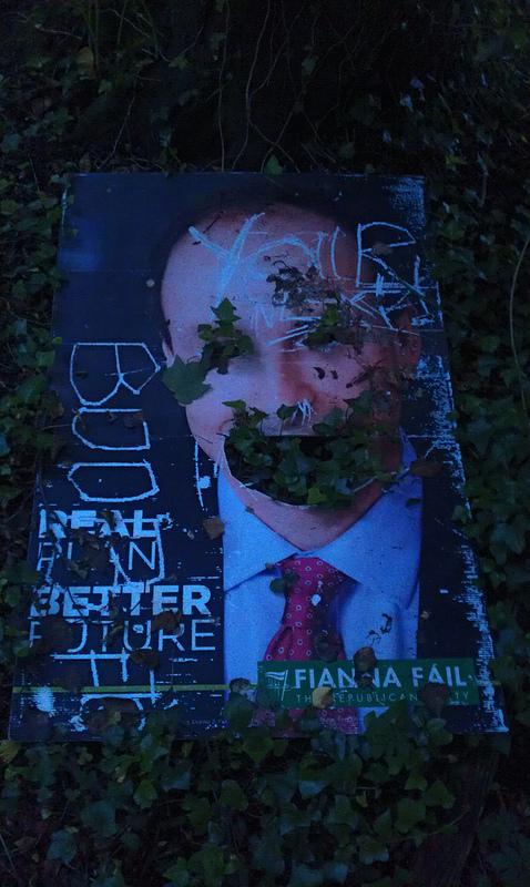 Fianna Fáil, back from the dead ( (Photo: Séamas Ó Sionnaigh, Binn Éadair, Cúige Laighean, Éire, Meitheamh 2012)