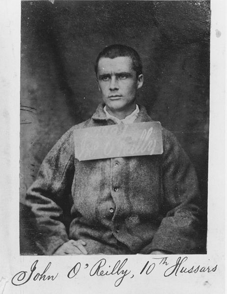 John Boyle O'Reilly Irish revolutionary and Fenian prisoner in Australia