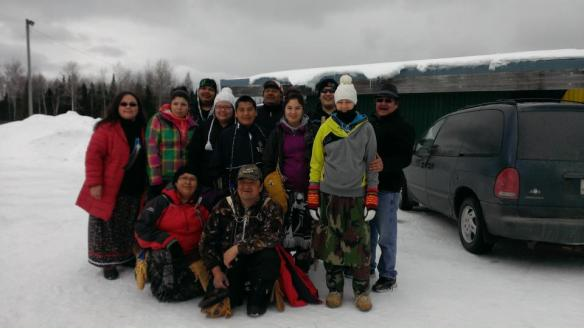 The Journey of Nishiyuu - Supporting the Idle No More movement in Canada and Québec