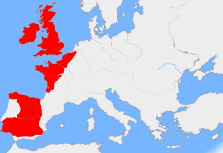 The origins of the Celts in western Europe - the Atlantic homeland of the Celtic-speaking peoples