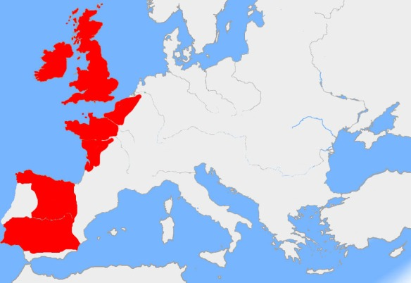 The origins of the Celts in western Europe