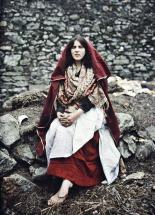 Mian Ní Cheallaigh, An Cladach, Contae na Gaillimhe, Éire, 26ú Bealtaine 1913