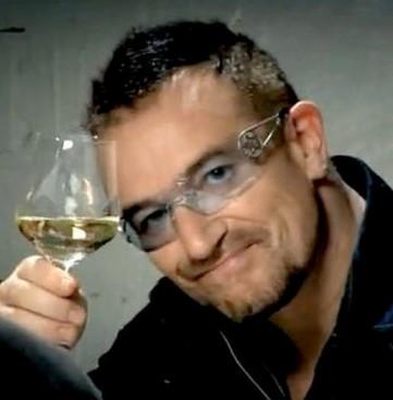 Bono wishes us proles a happy fuck you