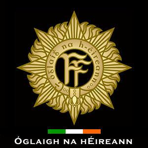 The symbol of Óglaigh na hÉireann (ÓnaÉ), Defence Forces Ireland