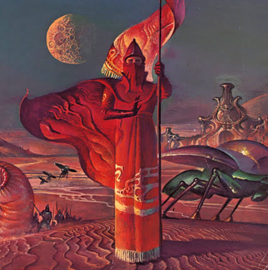 The Dune Encyclopedia by Bruce Pennington