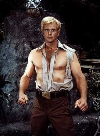 Ron Ely in Doc Savage, The Man of Bronze 1975