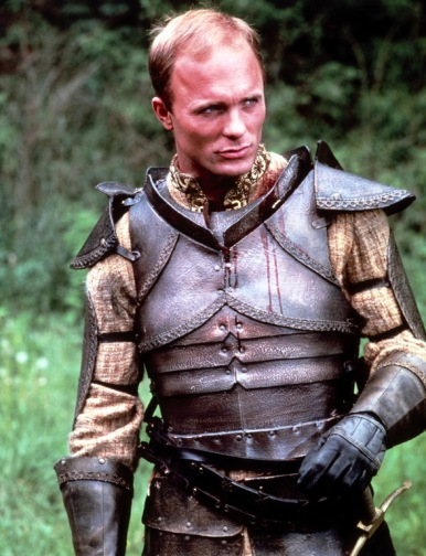 Ed Harris as King William in Knightriders, George A. Romero's 1981 cult B-movie